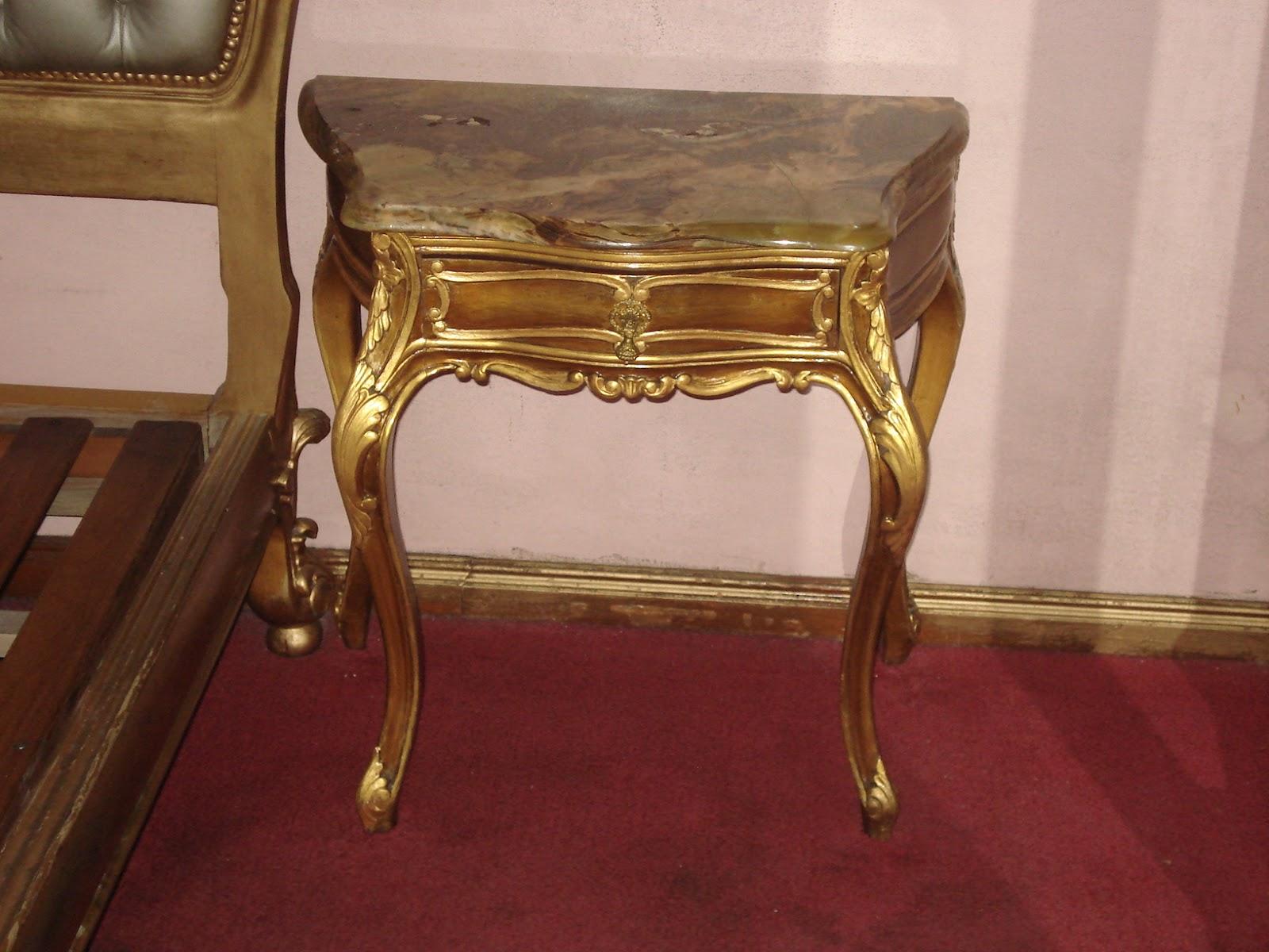 Muebles luis xv for Juego de dormitorio luis xv
