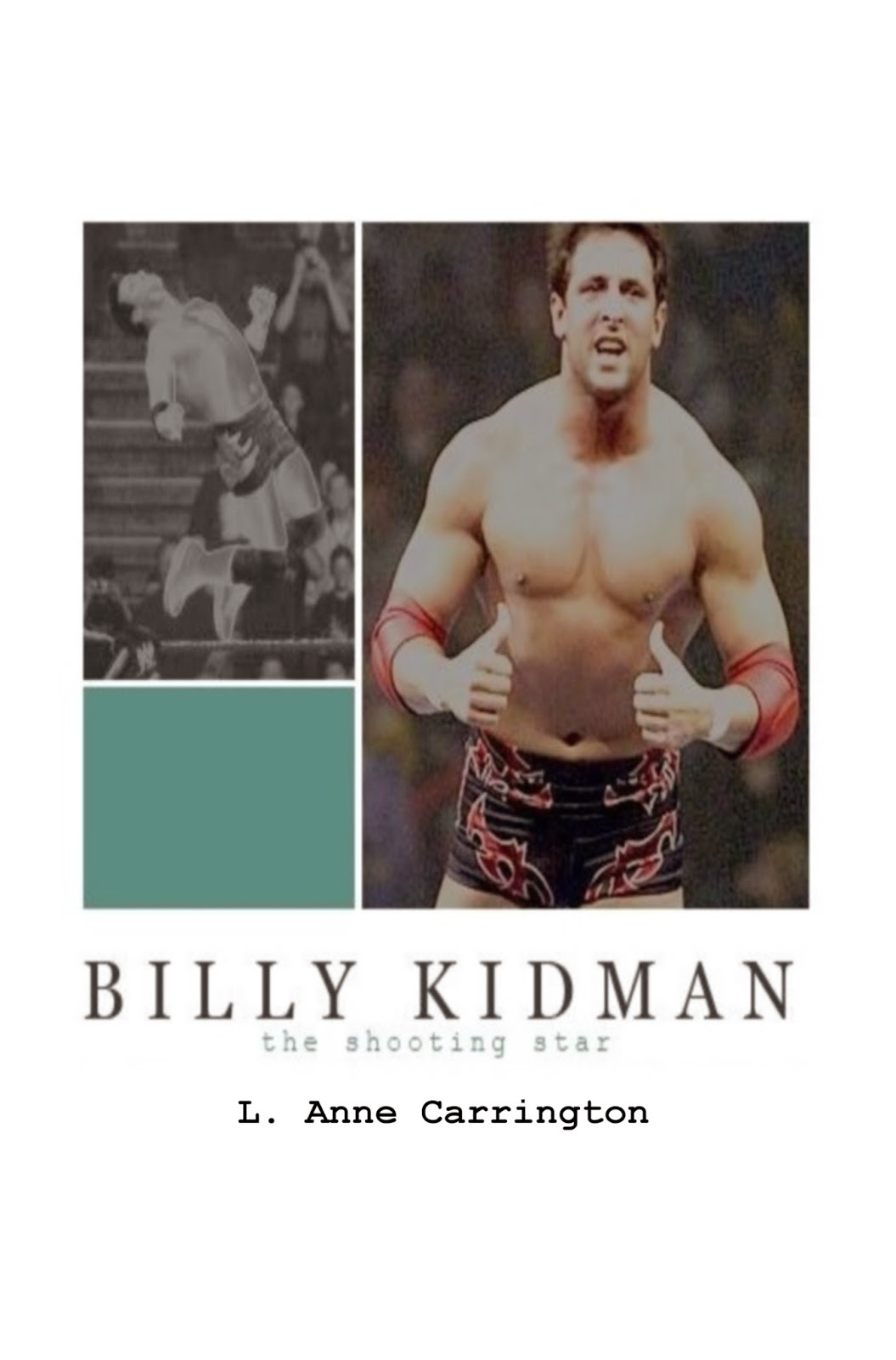 http://www.amazon.com/Billy-Kidman-Shooting-Anne-Carrington-ebook/dp/B00IPW616C/ref=la_B0055STQL6_1_1?s=books&ie=UTF8&qid=1399666324&sr=1-1