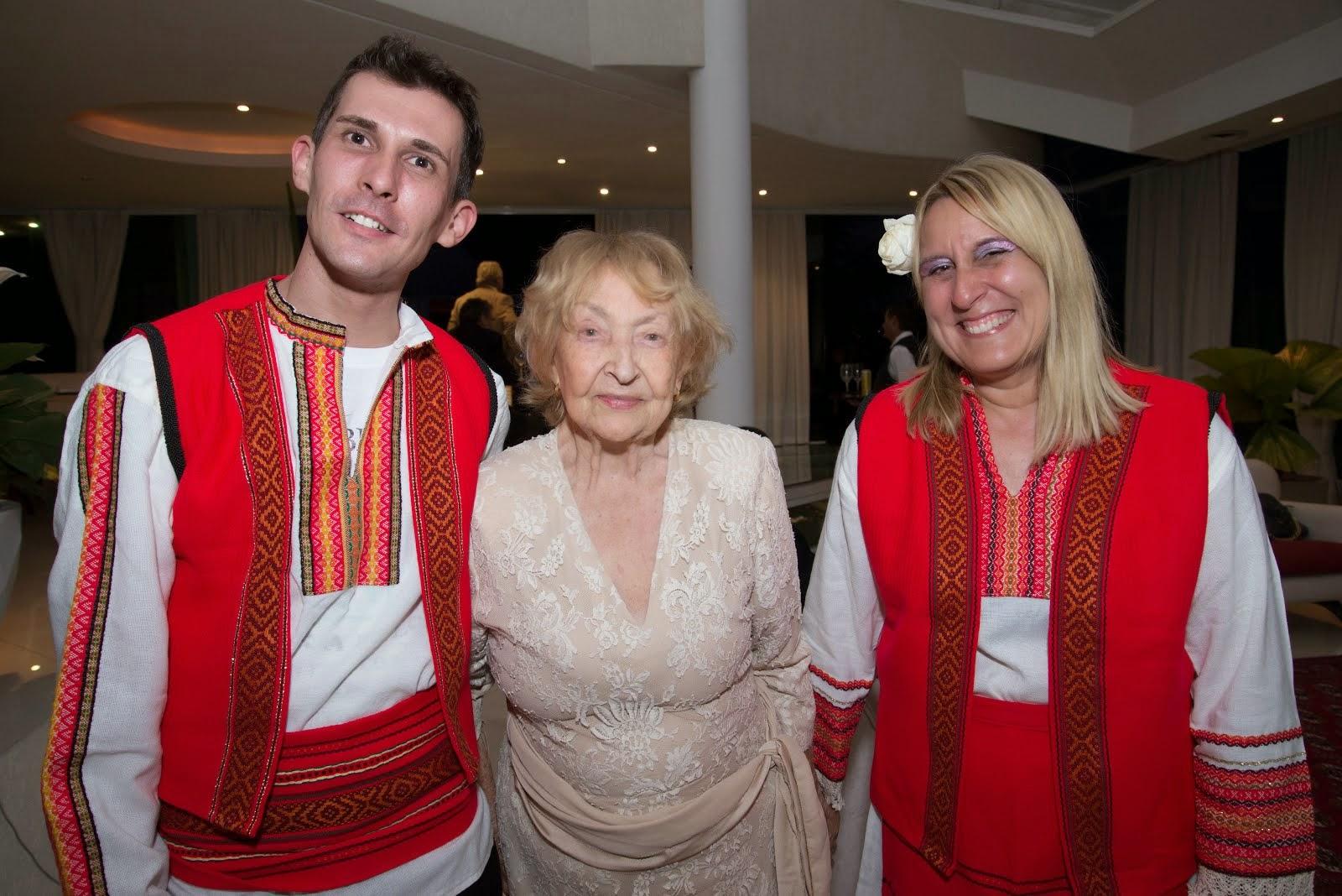 Coquetel celebrando a nomeação do Cônsul da República da Bulgária em Minas