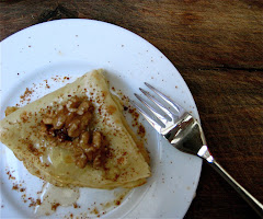 Perfect brown-rice flour crepes!