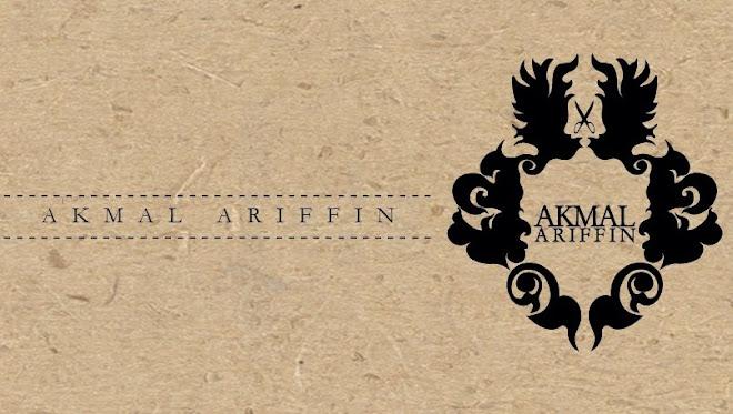 ~akmal ariffin~