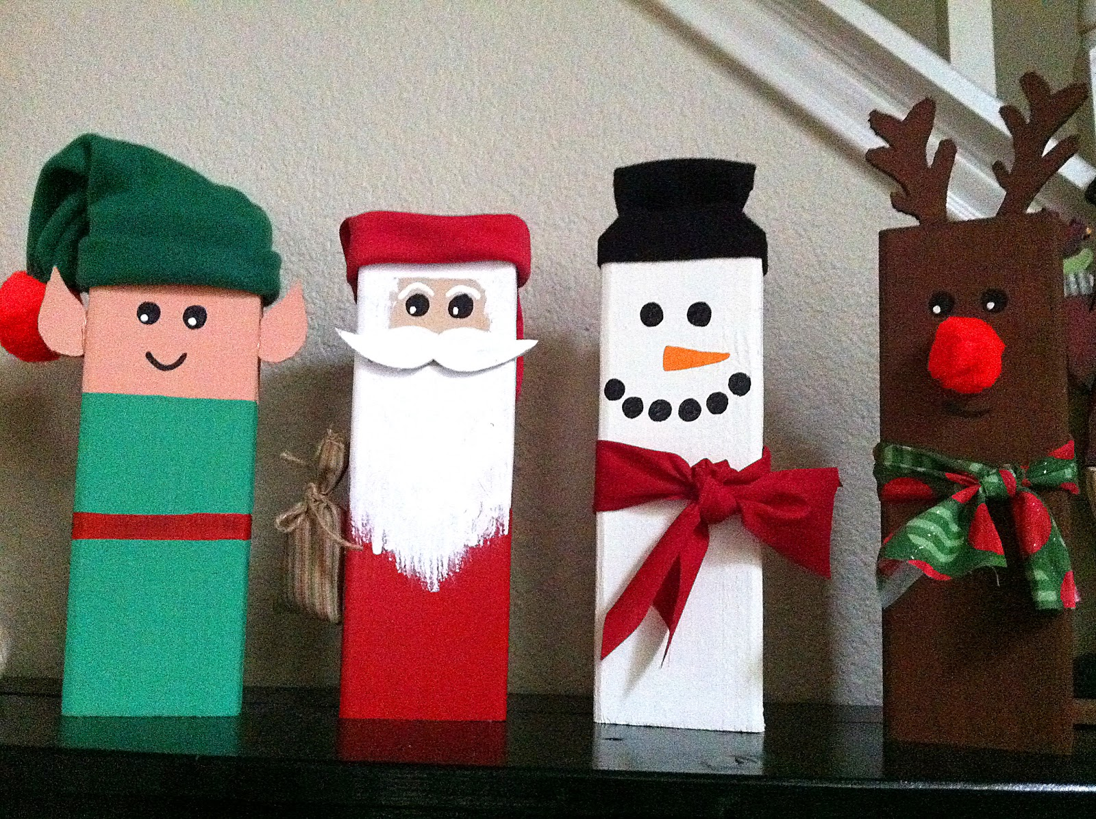 the sweeting spot christmas crafting