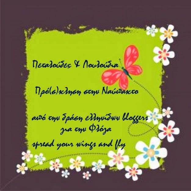 Πεταλούδες και Λουλούδια!!!