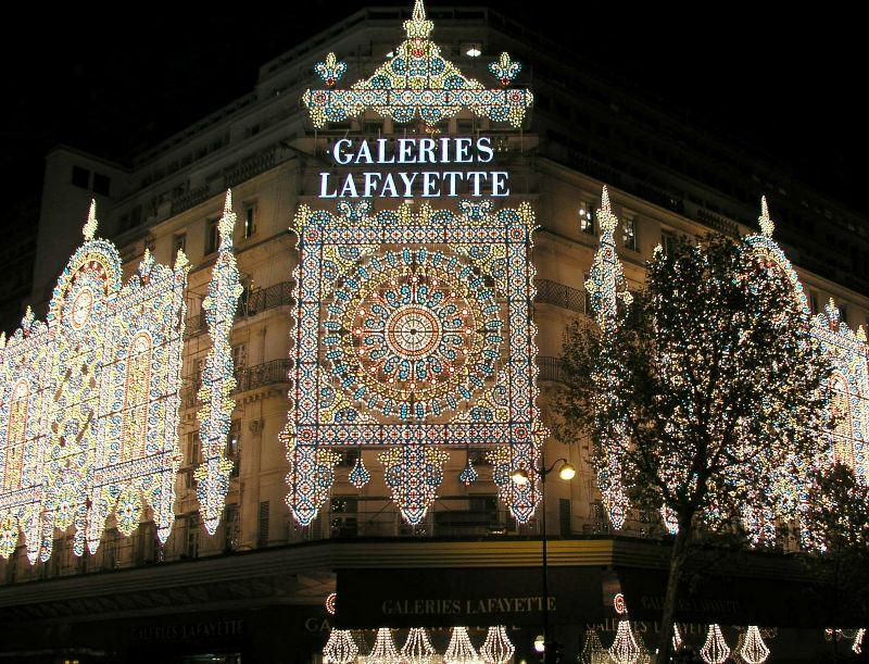 Vous aimez paris paris les galeries lafayette - Liste de mariage galeries lafayettes ...