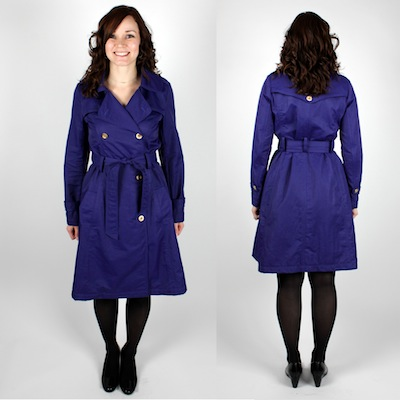 Torchwood coat pattern.? - Yahoo! Answers