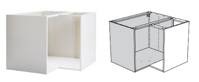 Muebles de cocina de ikea puertas cocina ikea la elegante - Montar cocina ikea ...