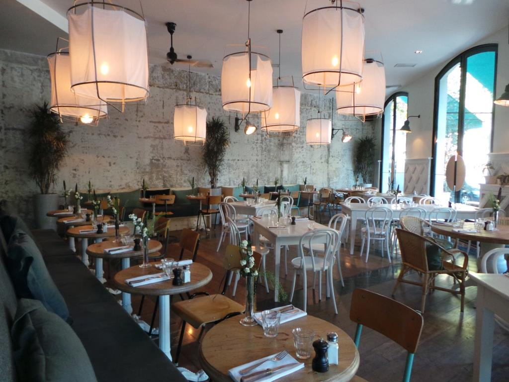 Auteuil brasserie douceurs italiennes bbq d automne la parisienne d - Quincaillerie paris 16 ...