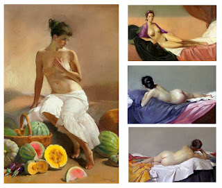 Retratos de Mujeres al Óleo