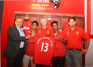 'Airtel Rising Stars 2013' Soccer Talent Hunt Begins