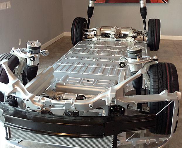 Desmontando El Pack Del Tesla Model S Forococheselectricos