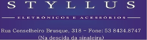 Styllus - Eletrônicos e Acessórios