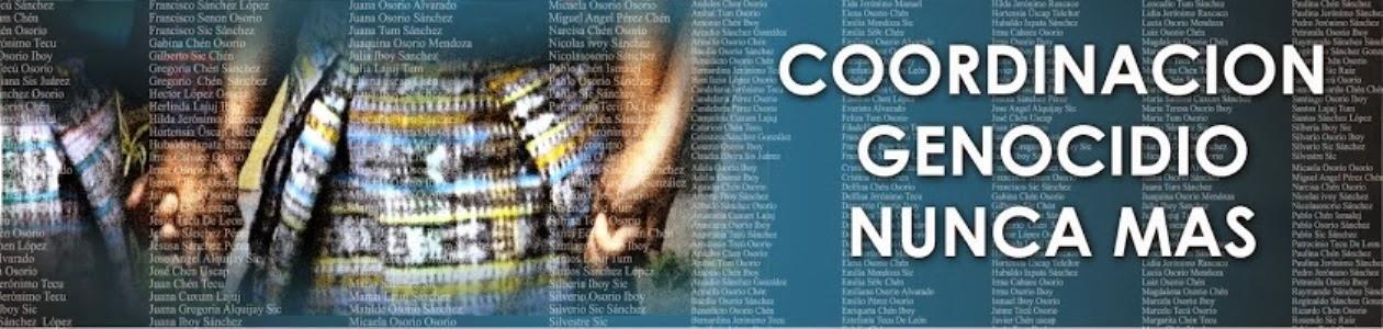 paraqueseConozca El Genocidio y Crímenes de Lesa Humanidad cometidos en Guatemala