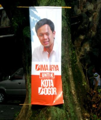 Bima Arya for Bogor City