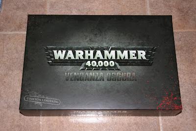 Warhammer 40000 Caja de Venganza Oscura Edición Limitada