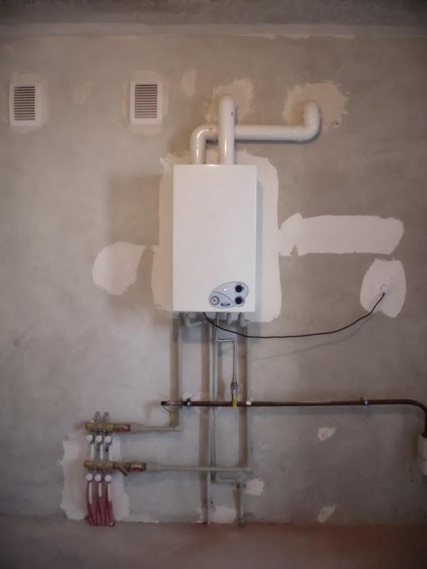 Как установить газовый котел отопления своими руками фото 806