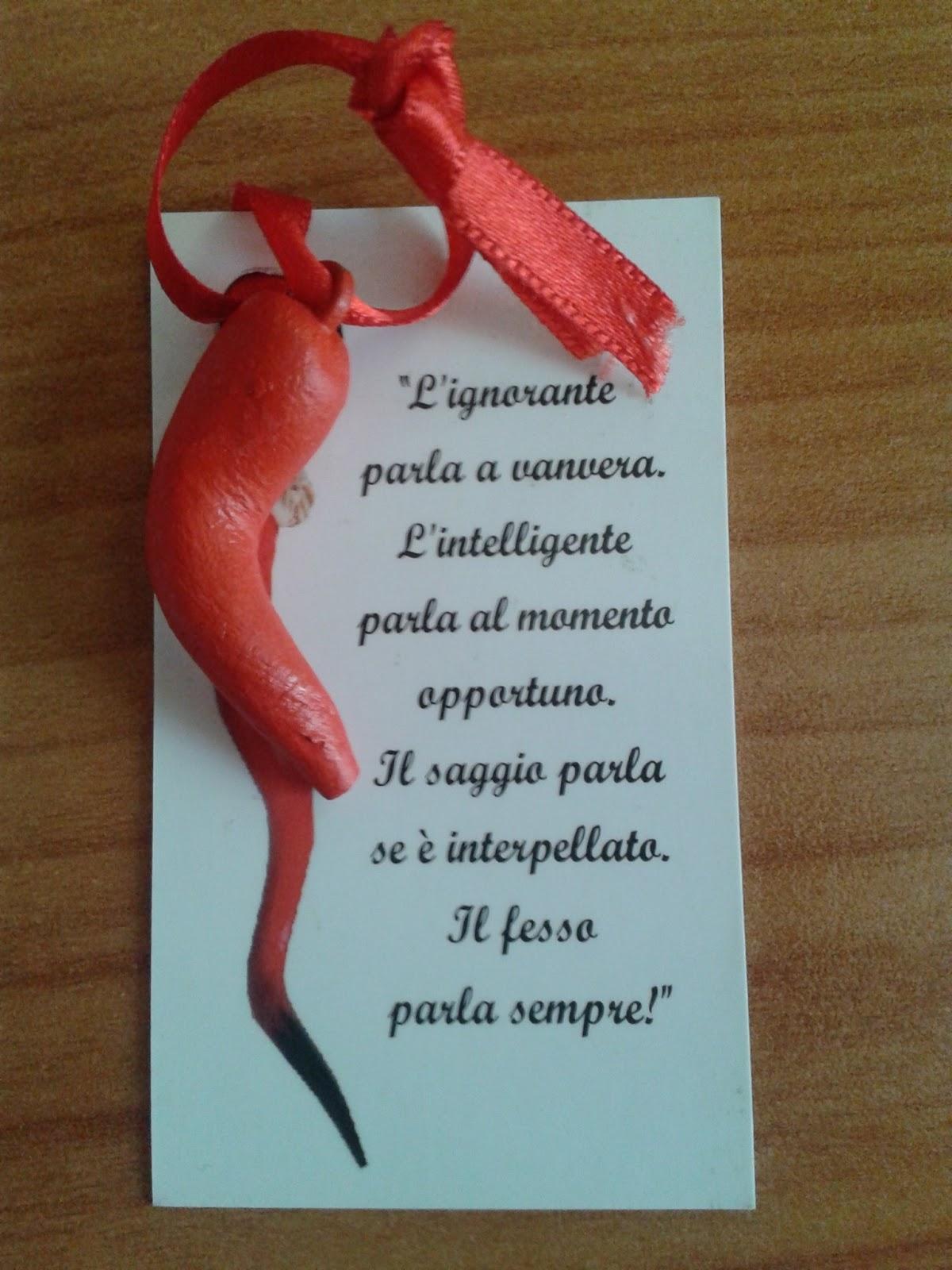 Frasi portafortuna napoletane - Foto porta fortuna ...