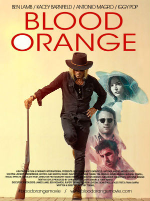 Filme Poster Blood Orange