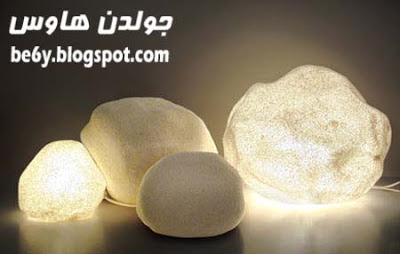 creative lamps stone styles and modern lighting