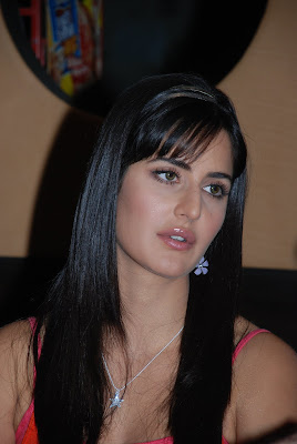 katrina Kaif boobs pressing in public