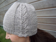 Lush Cable Hat (free)