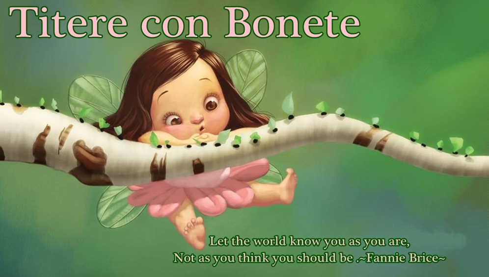 Titere con Bonete
