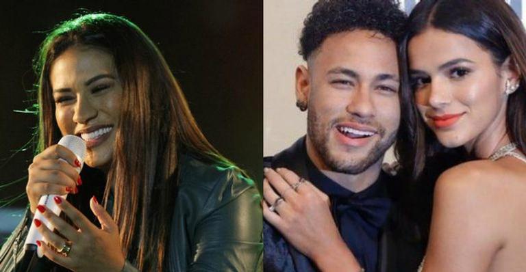 Simone manda recado direto para Neymar Jr. e Bruna Marquezine: ''A coisa não está fácil''