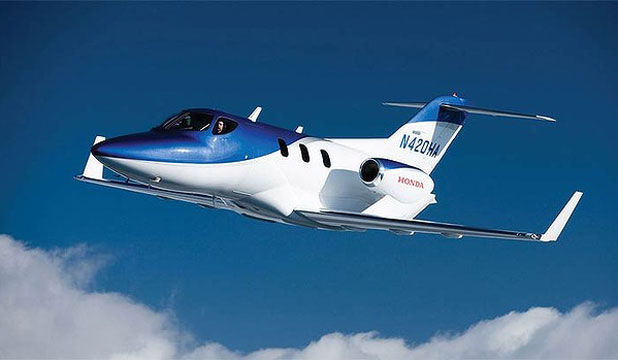 Aircraft nut 2 x faster than bugatti veyron honda to for Honda private jet