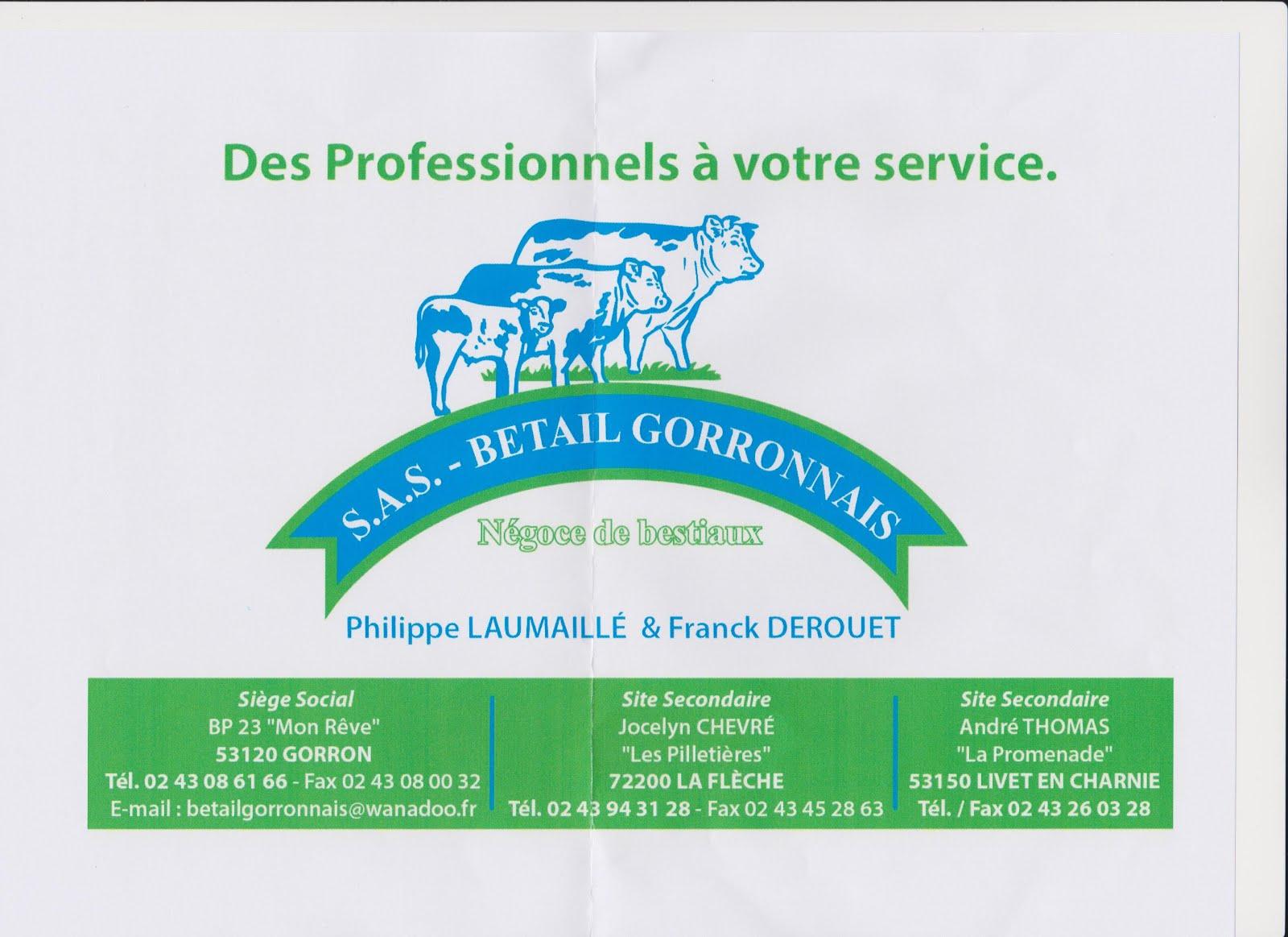 Bétail Gorronnais