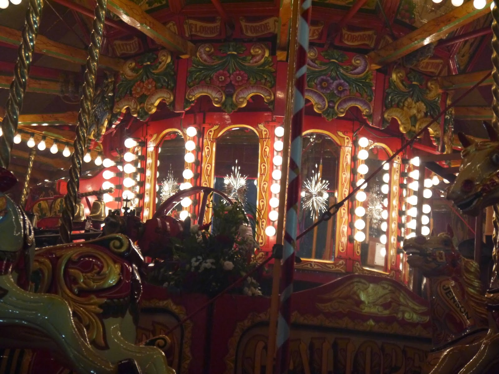 Carter's Gallopers