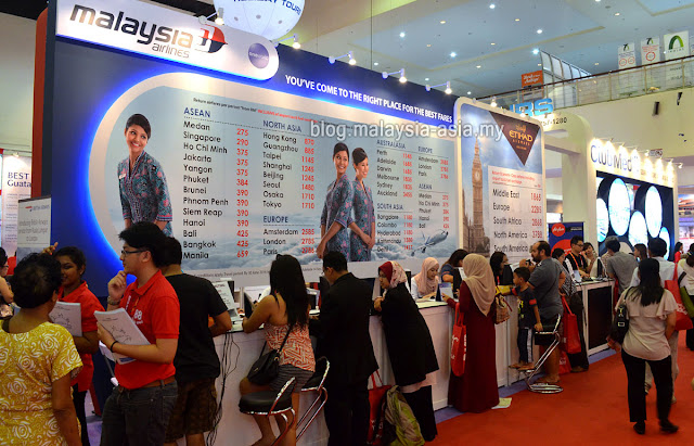 MAS Travel Fair 2016
