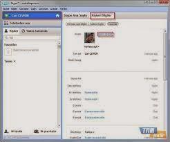 Skype ekleme