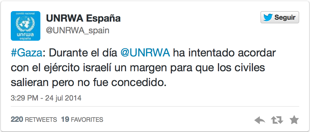 https://twitter.com/UNRWA_spain/statuses/492300427749498880