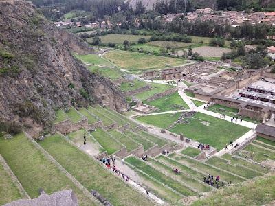 Ollantaytambo Peru