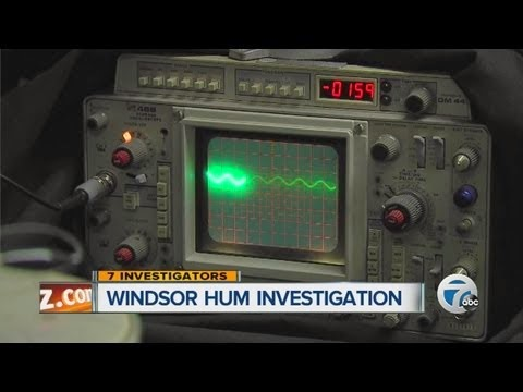 Investigation into the Windsor Hum