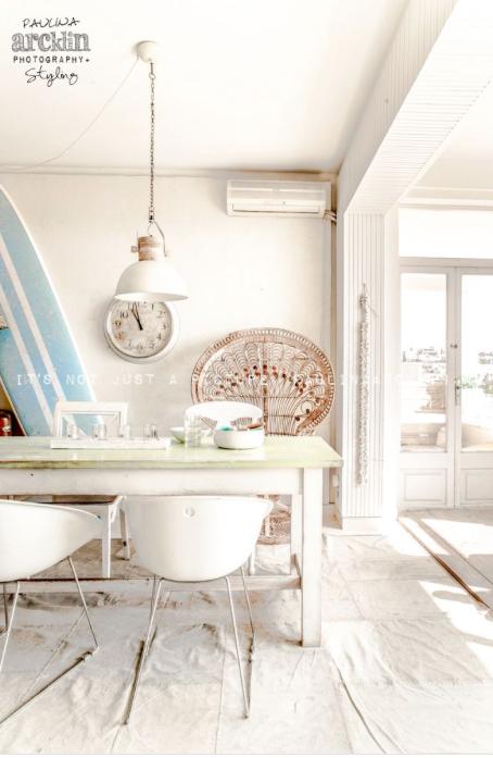 Segui decorando el blog de la trueca life s a beach - Como amueblar una casa ...