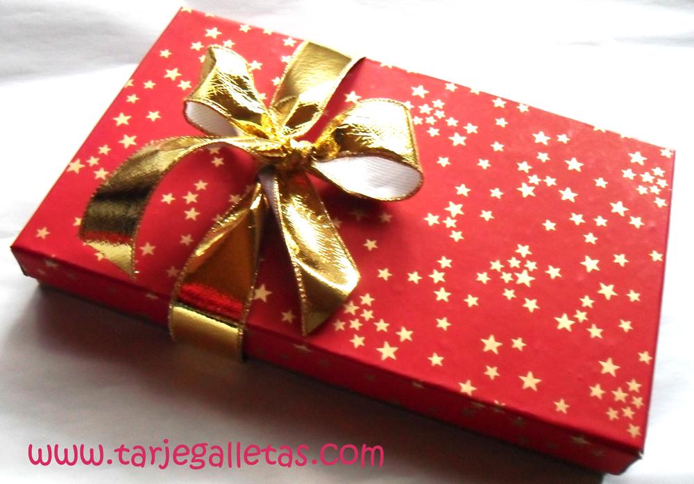 Decoracion de cajas navideas cajas de cartn de navidad - Decoracion de cajas ...