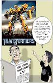 Fisgón:el presidente transfomer