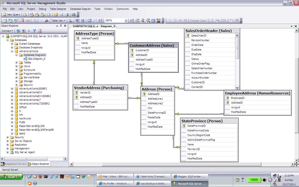 ms sql server how to take backup of database diagrams : database diagrams - findchart.co