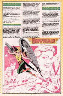 Mujer Halcon (ficha dc comics)
