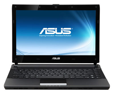 ASUS U32U 13.3-inch Notebook With AMD E-450 CPU