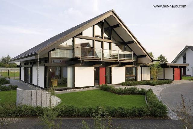 Residencia prefabricada alemana