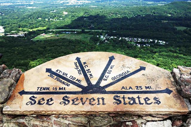 rock city seven states