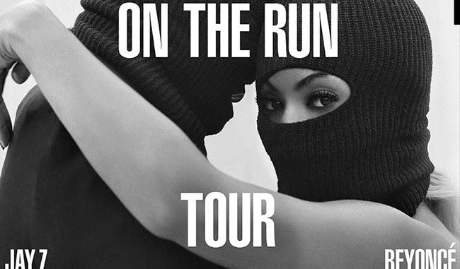 Jay Z & Beyonce - Run