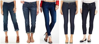 Sonoma Life + Style Boyfriend Capri Jeans $24.99 (regular $40.00)  Roxy Rider Pant $29.99 (regular $69.50)  Genetic Denim Shya Skinny Jean $69.97 (regular $220.00)  J Brand 835 Mid Rise Capri $85.00 (regular $145.00)  7 For All Mankind Kimmie Denim Crop $92.13 (regular $169.00)