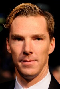 A headshot of Benedict Cumberbatch