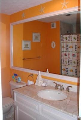 Decoraci n de interiores el color perfecto para ba o - Colores para el bano ...