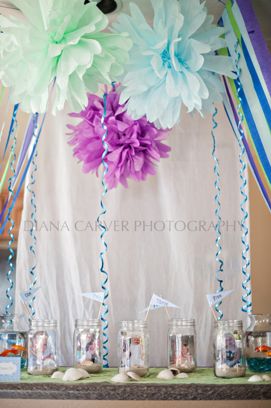 Mimi Marie Photography Party Design Mermaid Under The Sea My