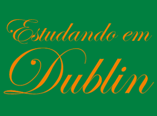 estudar ingles em dublin irlanda