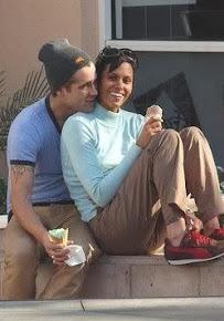 Colin Farrell & Kim Bordenave, ex-novia (2003 a 2004)