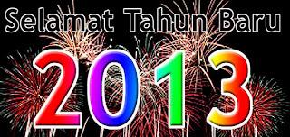 Tahun Baru, 2013, malam tahun baru, malam pergantian tahun,tahun baru 2013, renungan tahun baru, acara tahun baru, kembang api, petasan, terompet, terompet tahun baru